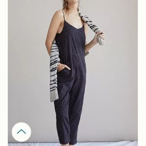 NWT/NWD Anthropologie Sundry Leopard Jumpsuit XS